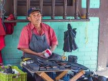 Рынок Chichicastenango Стоковые Изображения