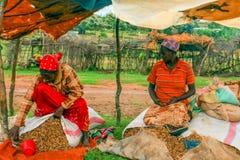 Рынок Ehiopian Стоковые Изображения