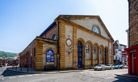 Рынок Hall Scarborough стоковое фото