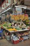 рынок Hong Kong Стоковая Фотография RF