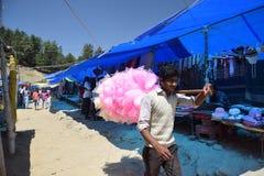 Рынок Kufri Стоковое Фото