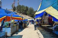 Рынок Kufri Стоковая Фотография RF