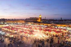 Рынок Marrakech стоковые изображения rf