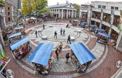Рынок Quincy Стоковая Фотография