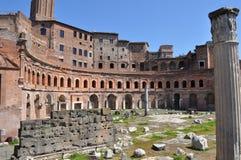 рынок rome s trajan Стоковые Изображения RF