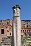 рынок rome s trajan Стоковое Изображение