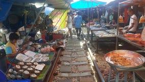 Рынок RomHup стоковое изображение rf