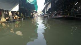 Рынок suduak Damnoek плавая сток-видео
