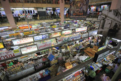 Рынок Warorot или Kad Luang Стоковое фото RF