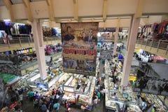 Рынок Warorot или Kad Luang Стоковое Изображение