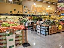 Рынок Wholefoods стоковое фото