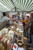 рынок yorkshire malton Англии дня Стоковые Фотографии RF