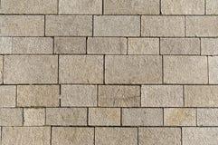 Рыночная площадь с по-разному определенными размер бетонными плитами и соединениями стоковое фото