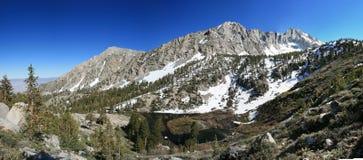 рытвина панорамы озера более низкая Стоковые Фото