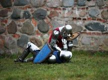 рыцари Стоковое Изображение RF