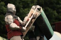рыцари Стоковое Фото