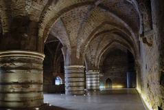 рыцарь залы стоковое изображение