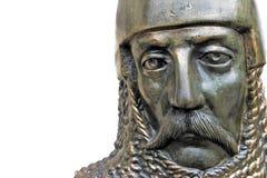 рыцарь утюга средневековый Стоковое Изображение RF