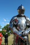 рыцарь 002 Стоковые Изображения