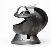 рыцарь s шлема Стоковые Фотографии RF