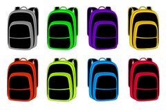 Рюкзак в Стоковое фото RF