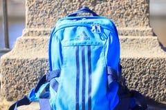 Рюкзак Adidas Стоковые Фотографии RF