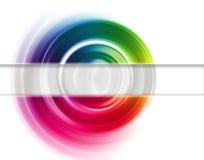 ряд спектральный Стоковые Изображения RF