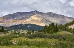 Ряд Tenmile, Колорадо Стоковое Изображение