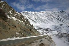 Ряд Аляски Стоковая Фотография RF