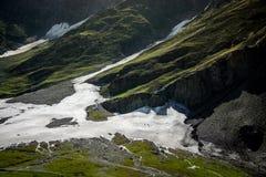 Ряд Гималаев весной Стоковые Фото