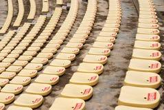 Места стадиона Стоковые Изображения RF