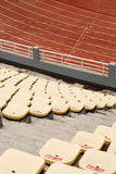 Места стадиона Стоковые Изображения