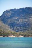 Ряды Тасмания опасностей Стоковые Изображения RF