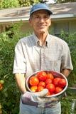 садовник урбанский Стоковая Фотография RF