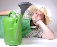 садовник Стоковая Фотография RF