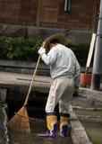 садовник Стоковые Фото