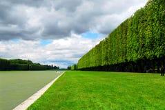 садовничает versailles стоковое изображение rf