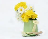 садовничать цветков Стоковое Фото