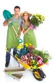 садовничать стоковое фото rf
