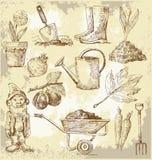 садовничая инструменты бесплатная иллюстрация