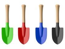 садовничая лопаткоулавливатель Стоковое Изображение RF