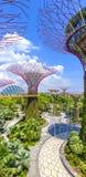 Сады заливом Стоковые Изображения RF