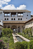 сады alhambra Стоковая Фотография RF