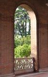 сад балкона сверх стоковые изображения rf