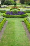 сад богато украшенный стоковые изображения rf