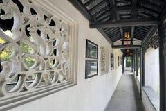 сад всепокорный suzhou фарфора администратора Стоковая Фотография