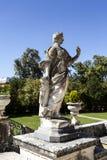 Сад дворца Oeiras Стоковые Фотографии RF
