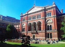 Сад Джона Madejsky - музей Лондон V&A стоковые изображения rf