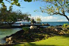 Сад моря в Гаваи Стоковое Фото