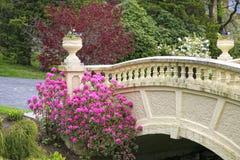 сад моста Стоковые Изображения
